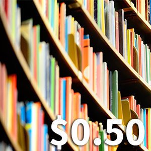 Sale: $0.50 Books