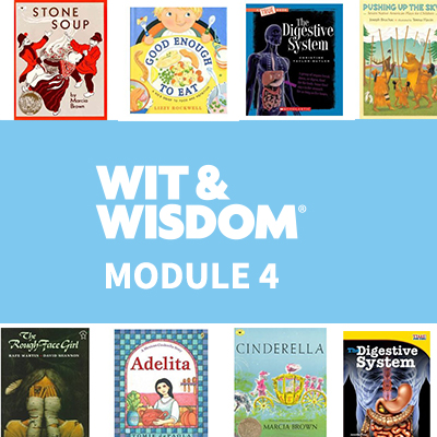 Wit & Wisdom Module 4