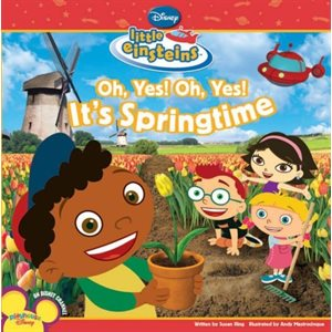 Disney's Little Einsteins: Oh, Yes! It's Springtime