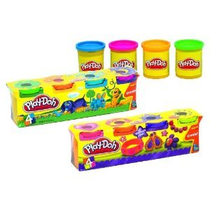 HBGB5517Hasbro Play-Doh Classic 4 Pack