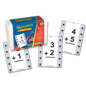 Hot Dots® Math Flash Cards Addition