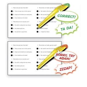 Hot Dots® Getting The Main Idea Card Set
