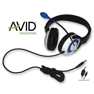 AVID AE-55 Black and Blue USB