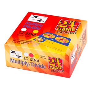 24 Game: Multiply  /  Divide Primer