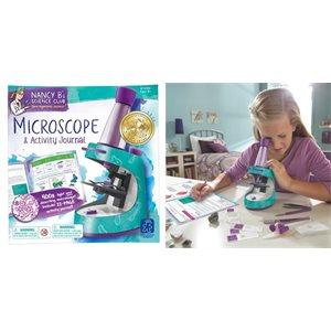 Nancy B's Science Club® Microscope & Activity Journal