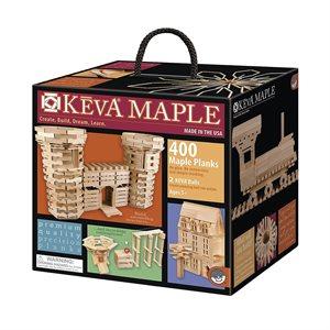KEVA Maple: 400 Plank Set