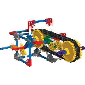 K'Nex Intro To Simple Machines: Gears