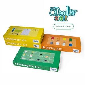 3Doodler EDU Start Learning Packs (6 pens)
