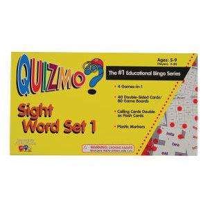 Quizmo Sight Words Set 1