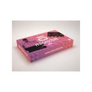 micro:bit go Single Retail Bundle Box-