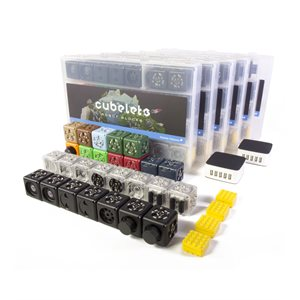 Cubelets Inspired Inventors Educators Pack