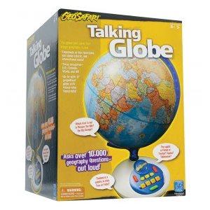 Geosafari® Jr. Talking Globe