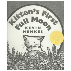 Kitten's First Full Moon (Common Core Exemplar)