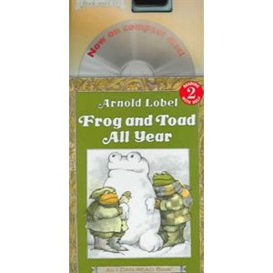 CD-Frog and Toad All Year Book and CD Frog and Toad All Year Book and CD
