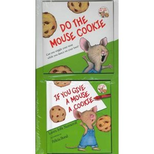 If You Give a Mouse a Cookie Mini Book and CD If You Give a Mouse a Cookie Mini Book and CD