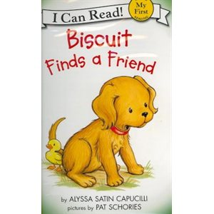 CD-Biscuit Finds a Friend Book and CD Biscuit Finds a Friend Book and CD