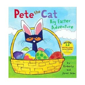 Pete The Cat, Big Easter Adventure