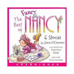 CD-The Best of Fancy Nancy