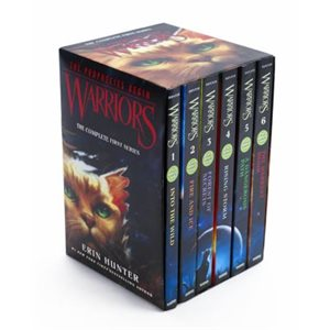 Warriors Box Set The Complete First Series