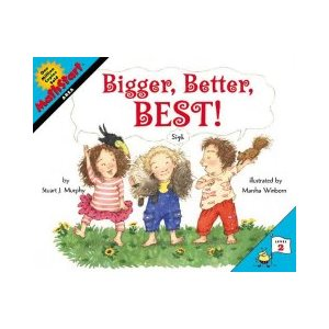 Bigger, Better, Best! Area