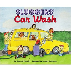 Sluggers' Car Wash Dollars and Cents