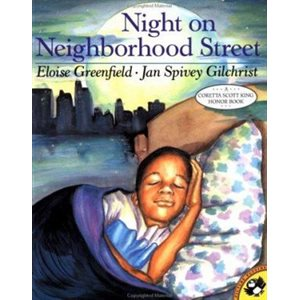 Night on Neighborhood Street