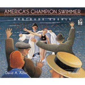 America's Champion Swimmer