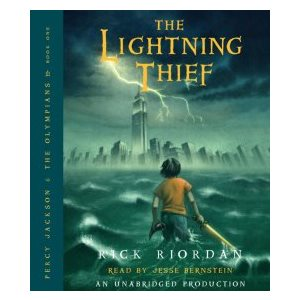 The Lightning Thief CD