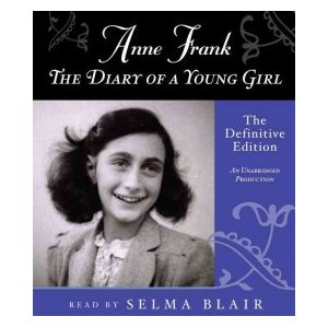 Anne Frank: The Diary of a Young Girl CD