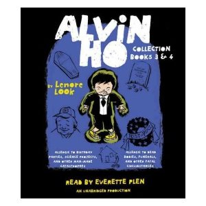 Alvin Ho Collection: Allergic to Birthday Parties, Science Projects, and Other Man-made Catastropes