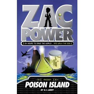 Zac Power #1: Poison Island