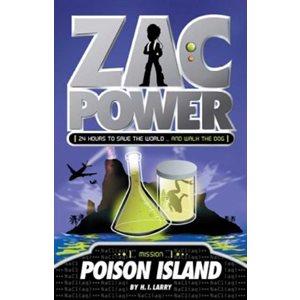 Zac Power #1: Poison Island