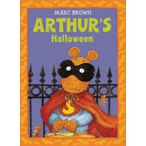 Arthur's Halloween An Arthur Adventure