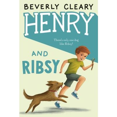 HENRY AND RIBSY BEVERLY// ROGERS ILT CLEARY JACQUELINE - NEW HARDCOVER BOOK