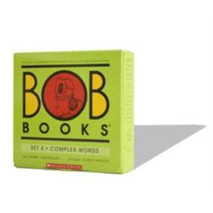 BOB Books Set 4: Complex Words Set 4 : Complex Words