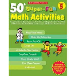 50+ Super-Fun Math Activities