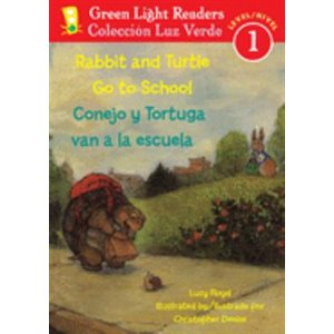 Conejo y Tortuga van a la escuela (Rabbit And Turtle Go To School)