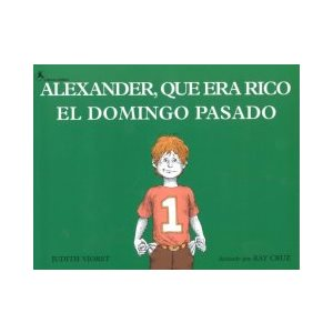 """Alexander, Que Era Rico El Domingo Pasado (Alexander Who Used To Be Rich Last Sunday)"""