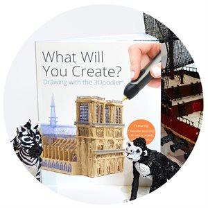 3Doodler Create: 3Doodler Book