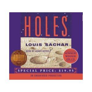 Holes CD