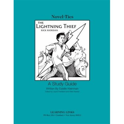 Percy Jackson and the Olympians, Book One: The Lightning Thief Novel-Ties