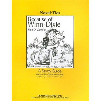 Because of Winn-Dixie (Novel-Ties)