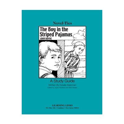 Boy in the Striped Pajamas Novel-Ties