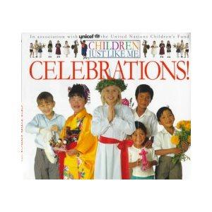 Children Just Like Me Celebrations