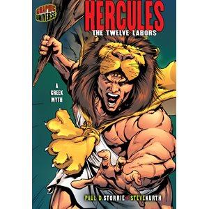 Hercules The Twelve Labors: A Greek Myth