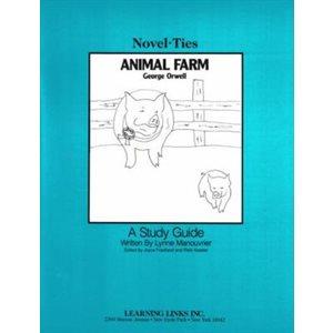 Animal Farm Novel-Ties