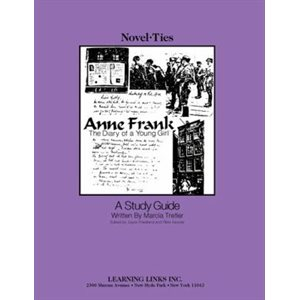Ann Frank Diary of a Young Girl Novel Ties