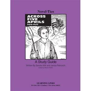 Novel Tie Across Five Aprils