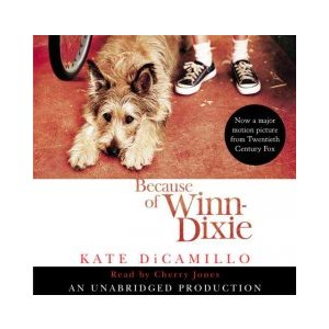 Because of Winn-Dixie CD