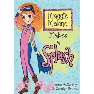 Maggie Malone Makes a Splash